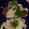 Jamie Oliver's Potato & Chorizo omelette